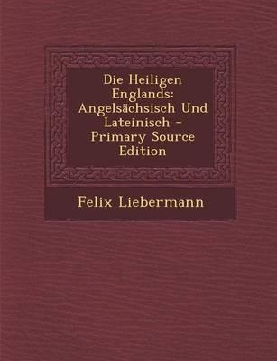 Die Heiligen Englands