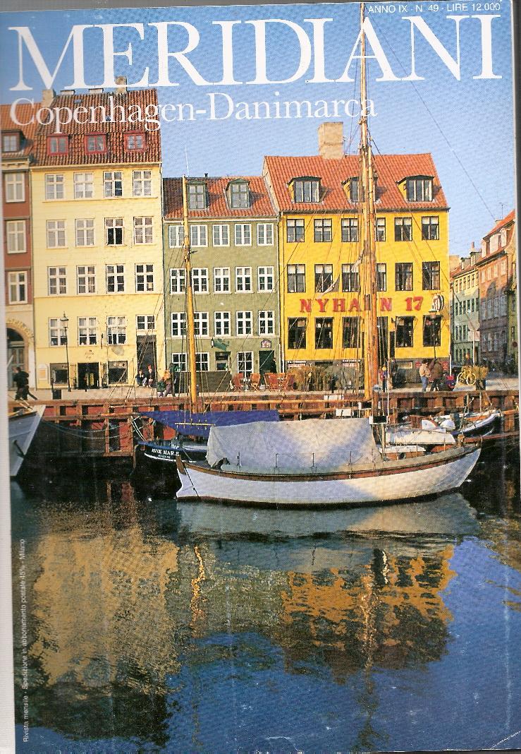 Copenaghen-Danimarca