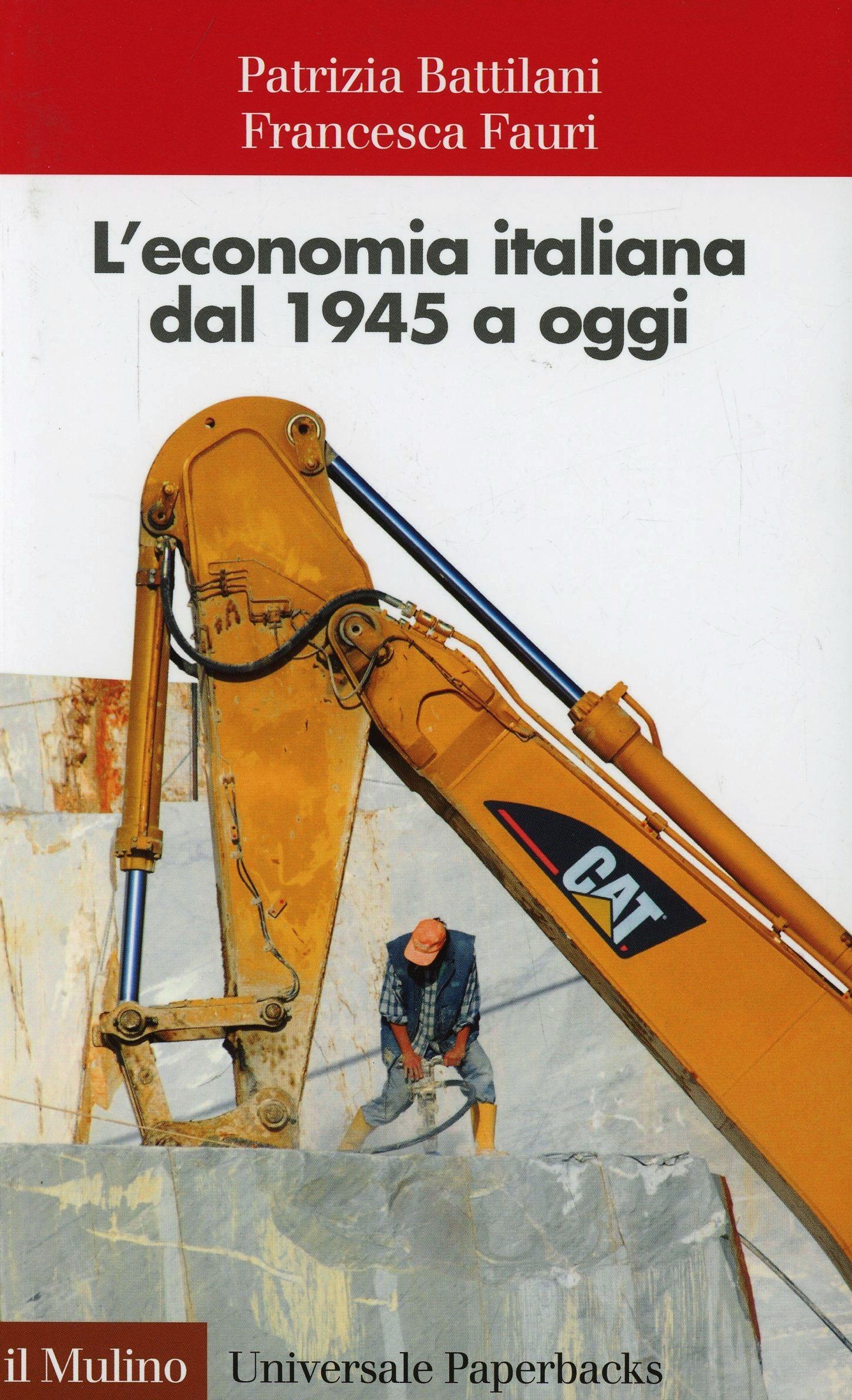 L'economia italiana dal 1945 a oggi