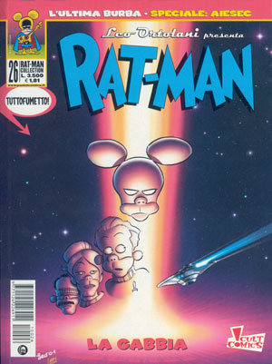 Rat-Man Collection n.26