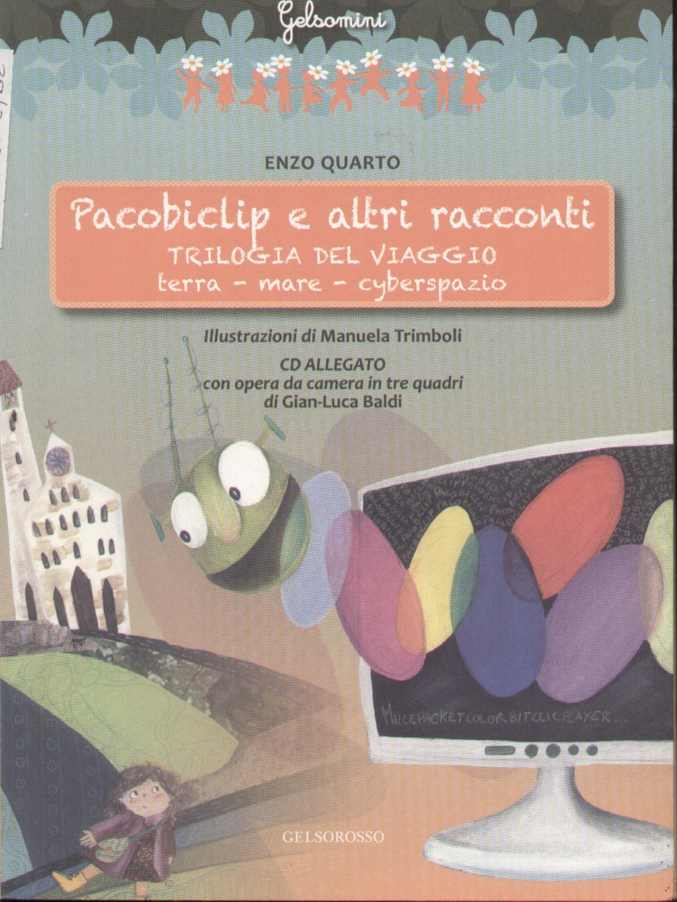 Pacobiclip e altri racconti