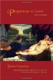 Propertius in love