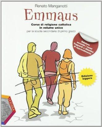 Emmaus. Volume unico. Vangeli-Atti degli Apostoli-Album operativo. Ediz. leggera. Per la Scuola media