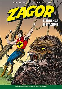 Zagor collezione storica a colori n. 109