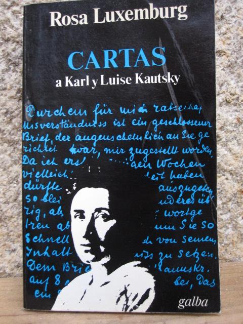 Cartas a Karl y Luise Kautsky