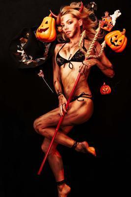 Halloween Beauty Jou...