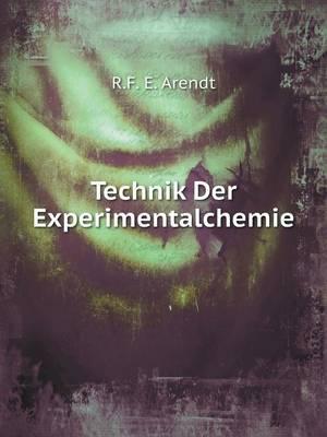Technik Der Experimentalchemie