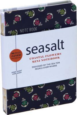 Seasalt - Coastal Flowers Mini Notebook