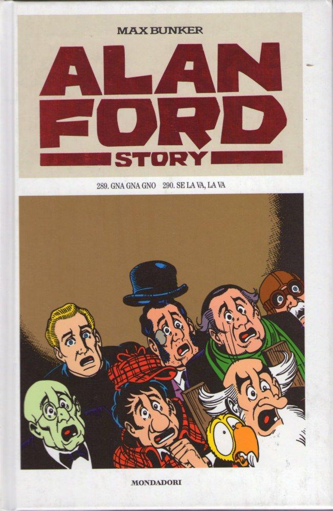 Alan Ford Story n.14...