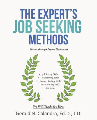The Expert's Job Seeking Methods