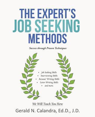 The Expert's Job Seeking Methods