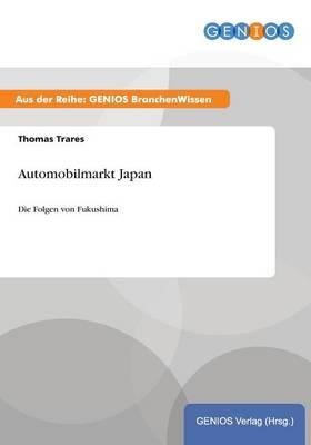 Automobilmarkt Japan
