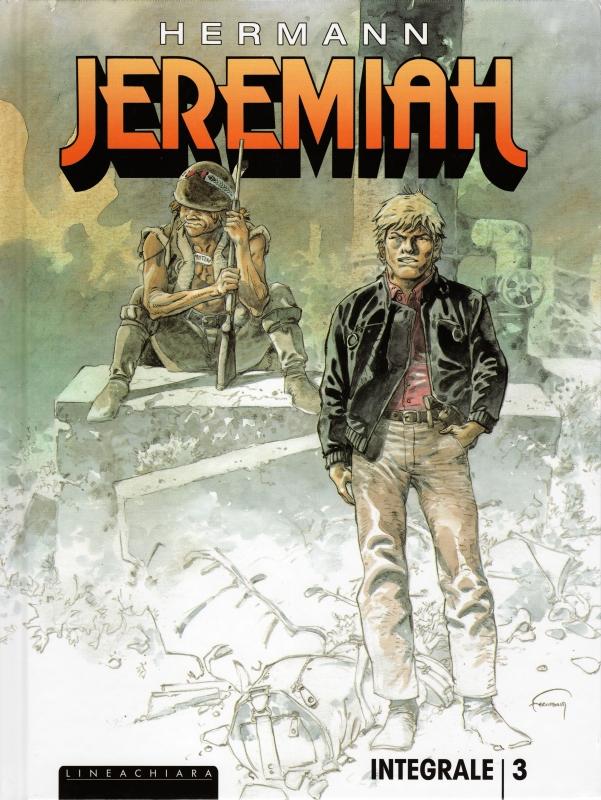 Jeremiah - Integrale vol. 3