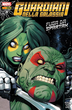 Guardiani della Galassia #35