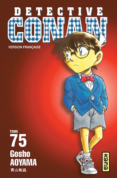 Détective Conan, Tome 75