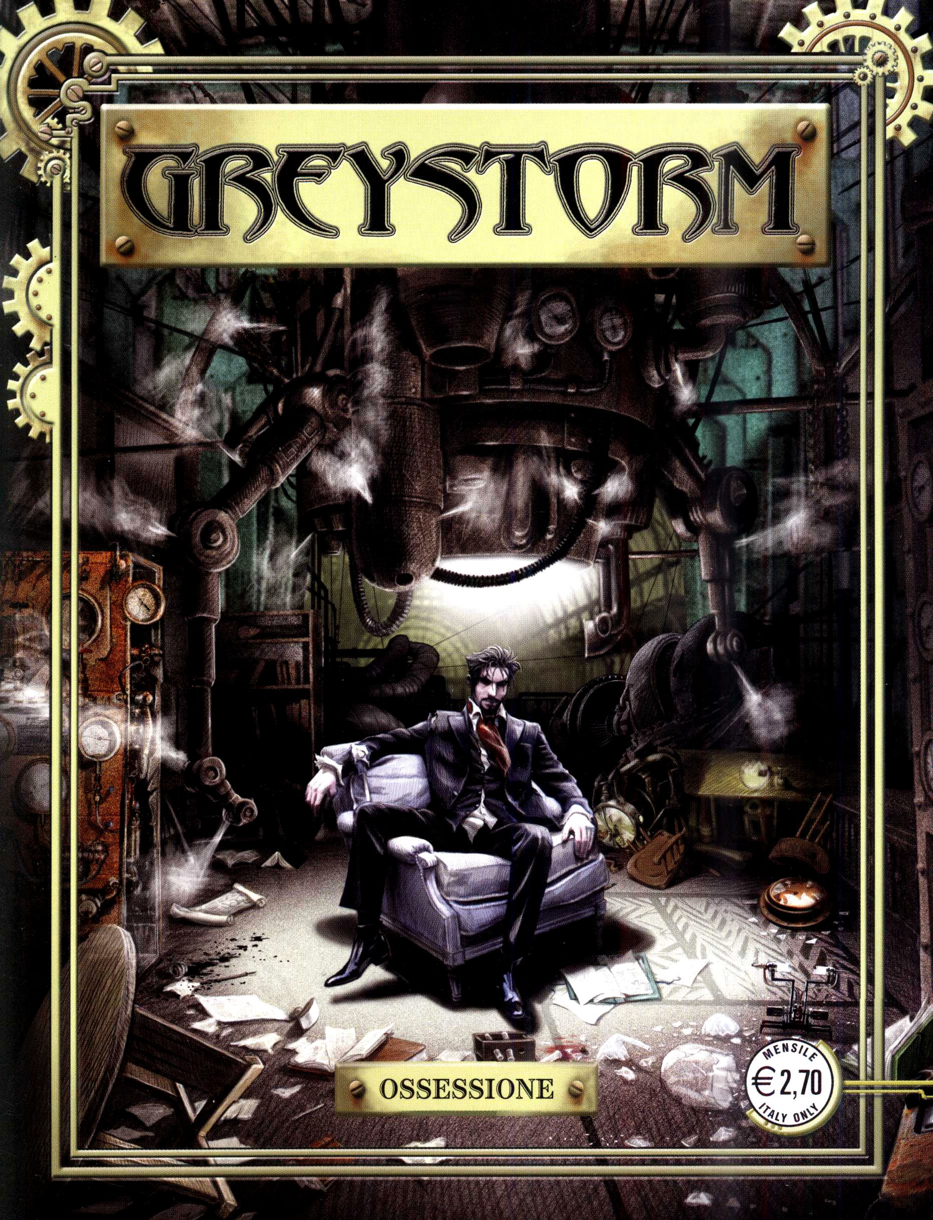Greystorm n. 7 (di 1...