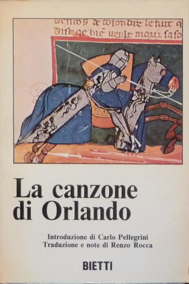 La Canzone di Orlando
