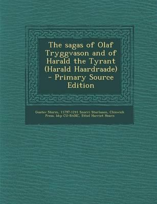 The Sagas of Olaf Tr...