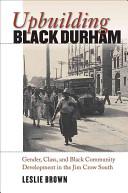 Upbuilding Black Durham