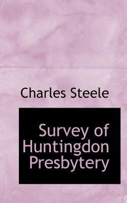 Survey of Huntingdon Presbytery