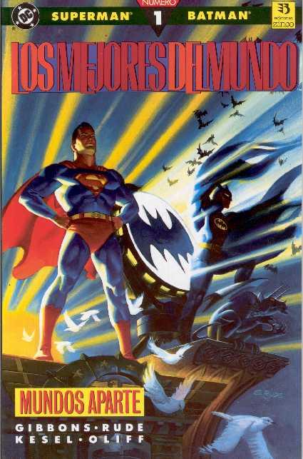 Superman - Batman: Los mejores del mundo #1 (de 3)