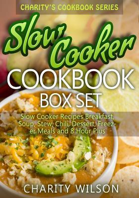 Slow Cooker Cookbook Box Set