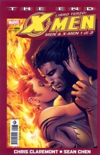 X-Men: The End libro terzo n. 1 (di 3)