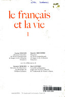Le français et la v...
