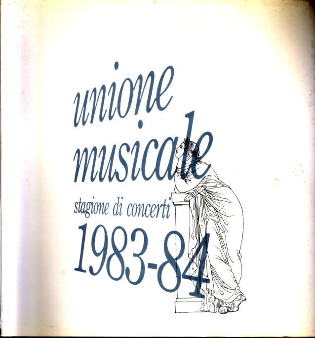 Stagione di concerti 1983-1984