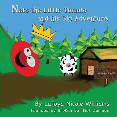 NATO the Little Tomato and His Big Adventure