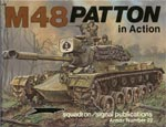 M48 Patton in action