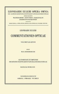 Commentationes Opticae