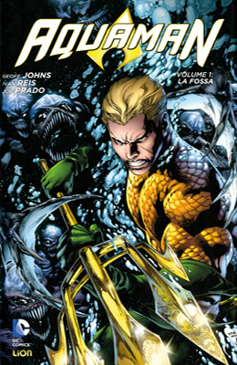 Aquaman Vol. 1: La Fossa