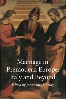 Marriage in Premodern Europe