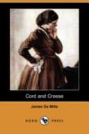 Cord and Creese (Dodo Press)