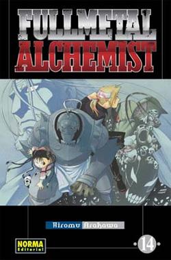 Fullmetal alchemist #14 (de 27)