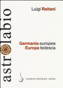 Germania europea, europa tedesca