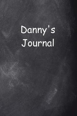 Danny Personalized Name Journal Custom Name Gift Idea Danny