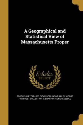 GEOGRAPHICAL & STATISTICAL VIE
