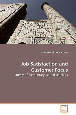 Job Satisfaction and Customer Focus
