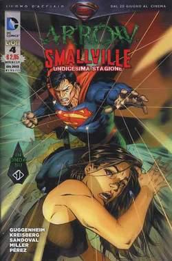 Arrow/Smallville n. 4