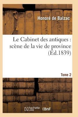 Le Cabinet des Antiq...