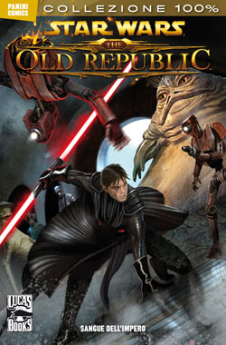 Star Wars: The Old Republic - Vol. 2