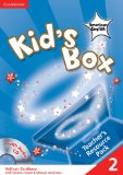 American English Kid's Box Level 2 Teacher's Resource Pack with Audio CD