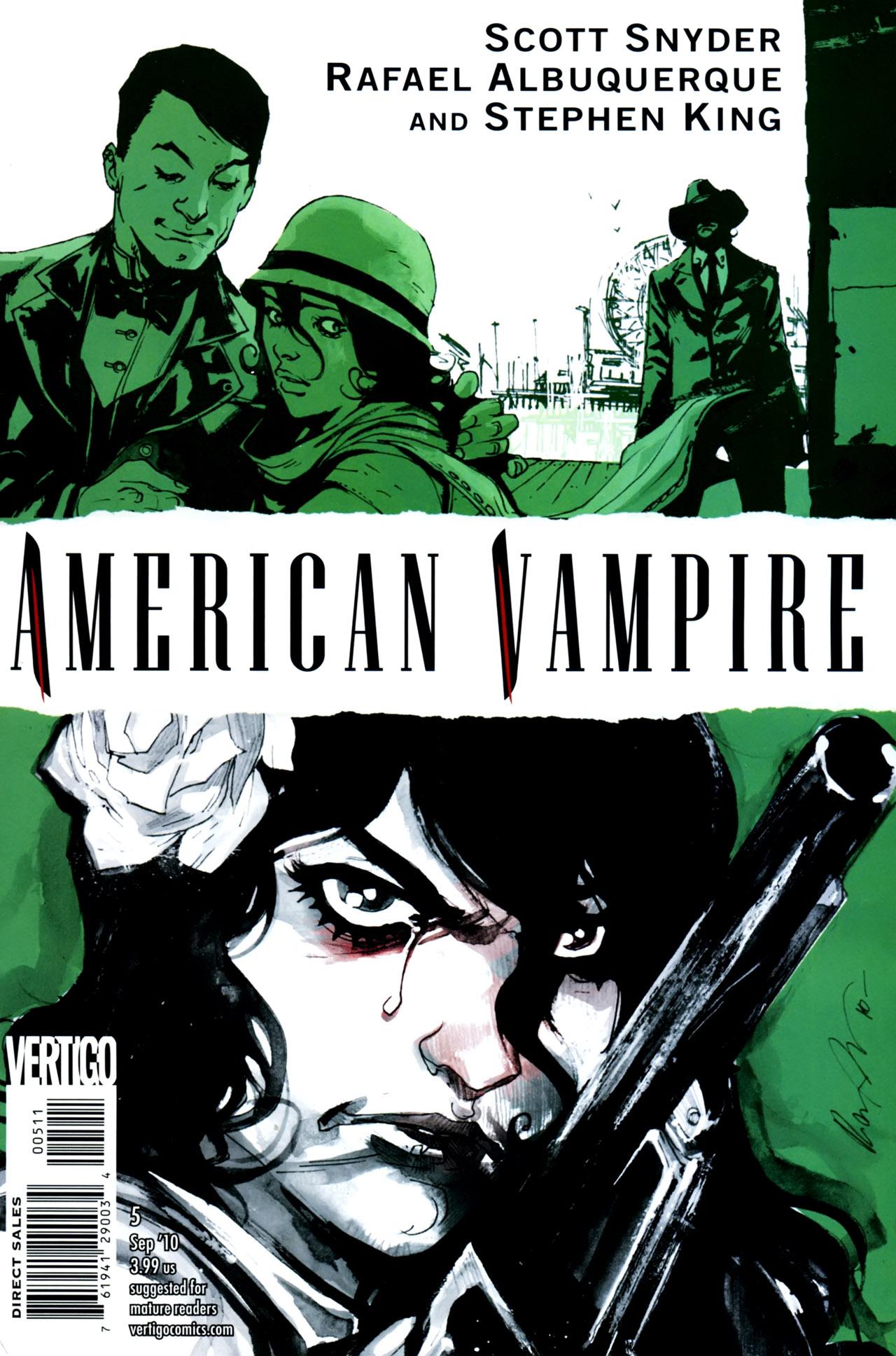 American Vampire n.5
