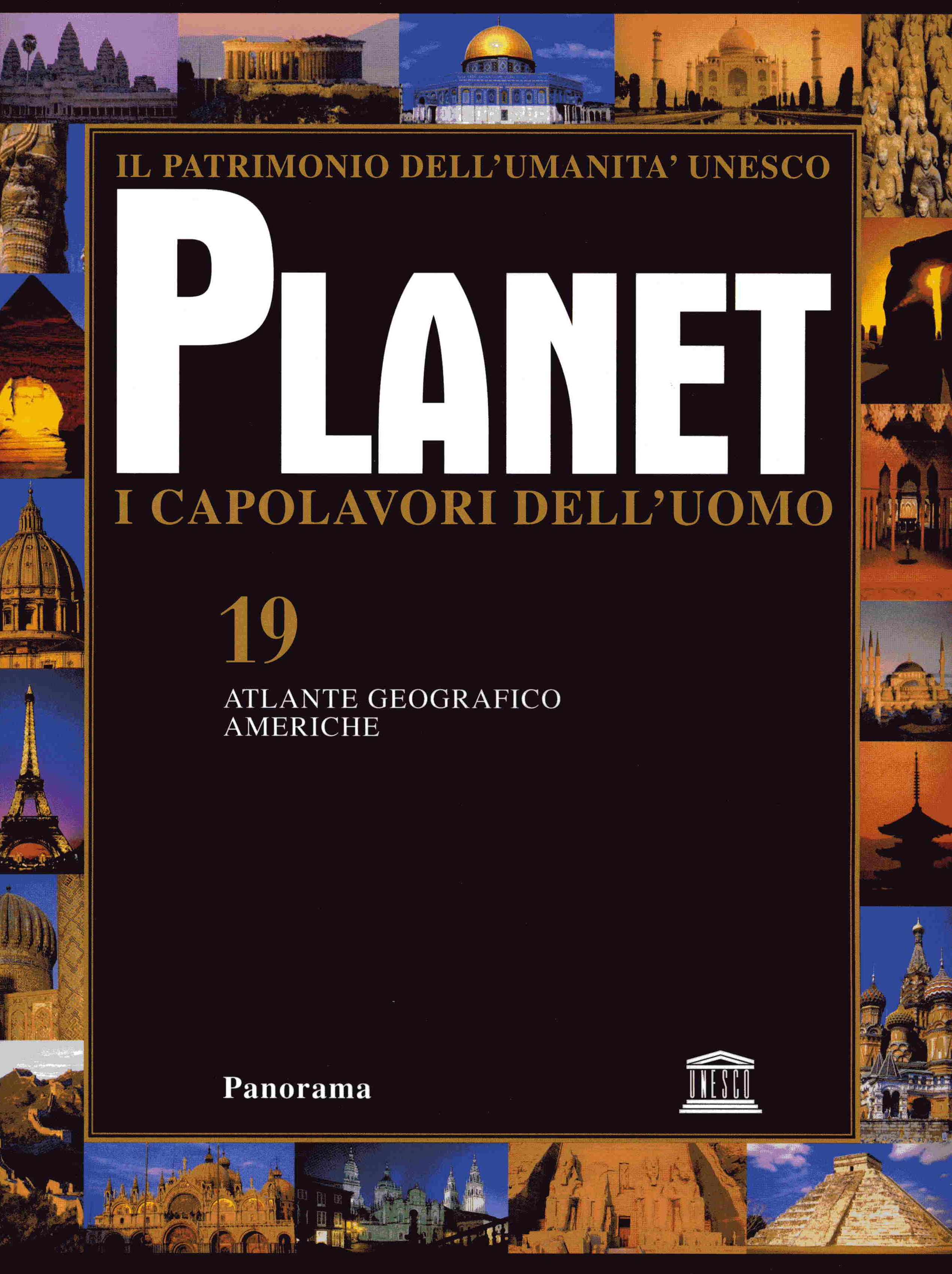 Planet. I capolavori dell'uomo vol. 19
