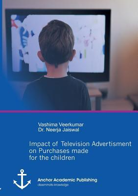 Impact of Television Advertisement on Purchases made for children