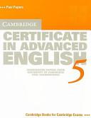 Cambridge Certificat...