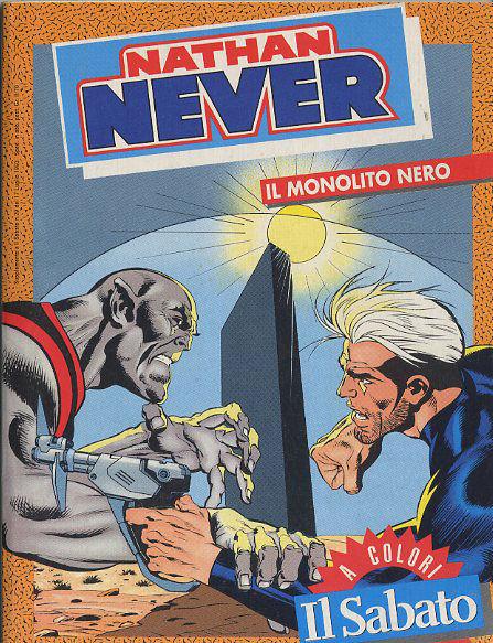 Nathan Never n. 2
