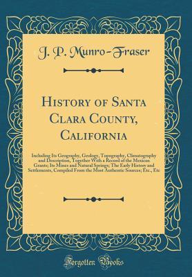History of Santa Clara County, California